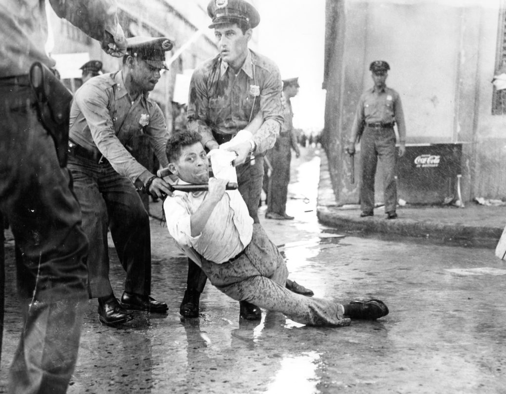 1950: The Nationalist Uprising